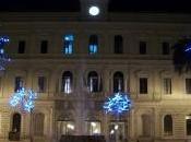 Natale Bari. capoluogo pugliese addobbato feste