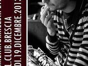 Massimiliano Milesi `Petra 4et` Social Club Brescia, giovedì dicembre 2013.