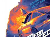 Aaron Paul primo poster dell'adrenalinico Need Speed