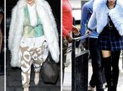 star pellicce: Rita Ora, Rihanna Miley Cyrus
