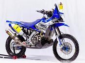 Yamaha 450F Rally C.Despres Dakar 2014