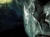 cicatrici volto Aaron Eckhart final poster Frankenstein