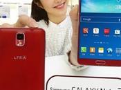 Samsung prepara colorazione Rossa Note