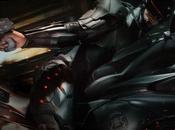 RoboCop sella alla cyber motocicletta nella nuova immagine promozionale