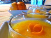 Sorbetto bucce arancia vodka, pronto minuti