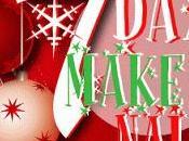 #7daysmakeupnails Make Frozen Regno Ghiaccio