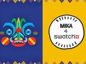 Mika swatch