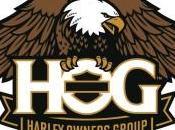 Harley-Davidson: nuovo design logo H.O.G. (Harley Owners Group®)
