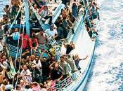 video shock Lampedusa all'immigrazione Italia