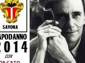 Roberto Vecchioni 'star' Capodanno 2014 alla Darsena Savona.