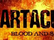 Spartacus. Blood sand.