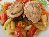 Filetto Trota Salmonata forno con… Verdure