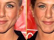 Jennifer Aniston rasa capelli zero! Verità Photoshop?