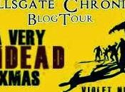 INTERVISTA: Violet Nightfalls very Undead Xmas