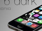 iPhone fibra carbonio  concept Beiphone