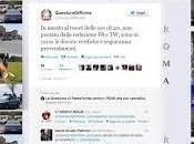 Tweet campi nomadi pubblicato errore profilo della Questura Roma, Maccari