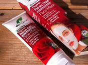 Organic: Rose Otto face mask