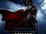 American Hustle Captain Harlock aprono 2014 cinematografico nelle sale