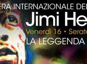 2014 dedica serata inaugurale Jimi Hendrix, leggenda rock.