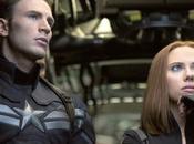 Chris Evans ancora protagonista delle nuove immagini Captain America: Winter Soldier
