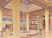 pavimenti della Sala Trono Nestore