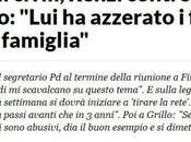 2014, inizia partita scacchi Renzi-Letta