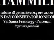 professor Peter Hammill... Piacenza