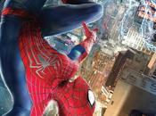 fantastici poster l'atteso Amazing Spider-Man Potere Electro