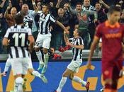 Dominio Juve, battuta anche Roma