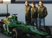 Caterham svelerà Jerez prima test