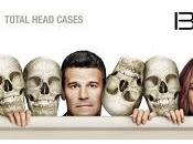 "Nuovo banner ""Bones Booth Brennan mettono testa"