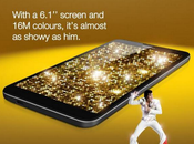 Inizia subito campagna mediatica Huawei promuovere Ascend Mate