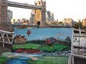 Books about Town: Londra panchine diventano libri