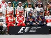 Entry list 2014. Tutti numeri scelti piloti