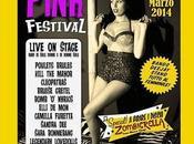 Pink Festival: rassegna musicale tutta femminile Marzo 2014 Livorno.