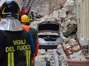 Disastro annunciato: crolla palazzina Matera
