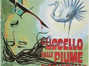Italia anni L'uccello dalle piume cristallo 1970