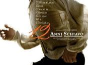 """anni schiavo"""": poster nuovo trailer italiano film Steve McQueen"""