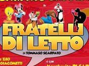 """""""Fratelli letto"""" dall'8 Febbraio scena Teatro Nasone"""