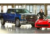 "Chevrolet vince sorpresa ""North American Truck Year Awards"""