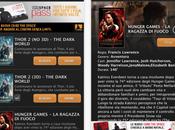 Space Cinema iPhone iPad gratuita, consente acquistare comodamente Clik biglietti tariffa intera ridotta cinema Space.