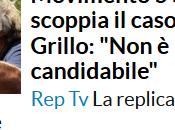 """Gianni Vattimo figuraccia """"Professore: s'offre, Grillo risponde picche"""