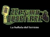 nuovo videoclip secondo estratto disco 22esimo Quartiere ballata terrone.