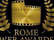 torna protagonista Rome Awards 2014 Oscar della rete aprono battenti!