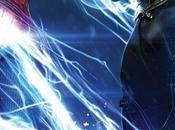 Spider-Man Electro faccia nuovo poster internazionale Amazing Potere