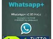 [Guida] Come personalizzare Whatsapp android whatsapp Plus .apk
