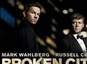 "Crowe Wahlberg corrotti York poliziesco ""Broken City"" prima visione stasera Cinema"