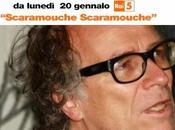 "Schegge cinema nasce ""Scaramouche scaramouche"" Enrico Ghezzi"