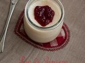 Budino vaniglia profumo limoncello