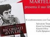 """Claudio Martelli presenta """"Ricordati vivere"""" Circolo Lettori"""